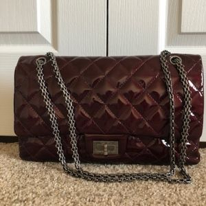CHANEL 2.55 Double Flap Should Bag Reissue - 227